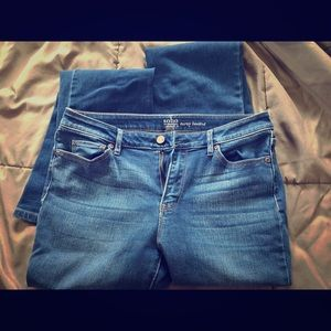 New York & Company Jeans - New York & Co soho curvy bootcut jeans